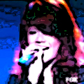 Allison Iraheta Idol Contestant